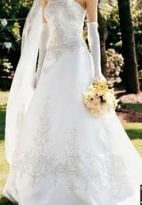 David S Bridal V9364 Wedding Dress On Sale 63 Off