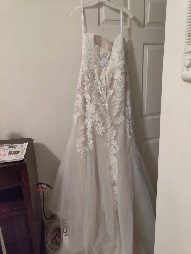 David's Bridal WG3964