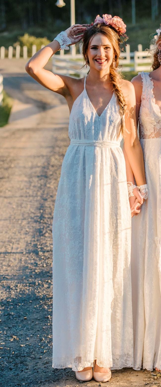 When Freddie Met Lilly Xanadu Lace Gown