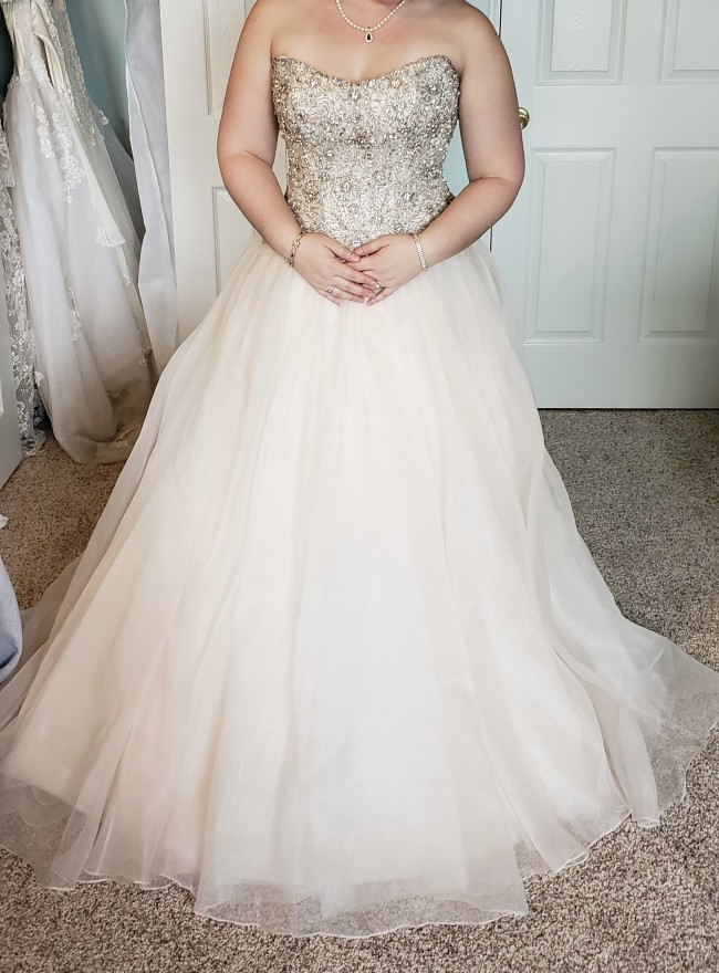 Maggie Sottero Lourdes, style number 4ms971