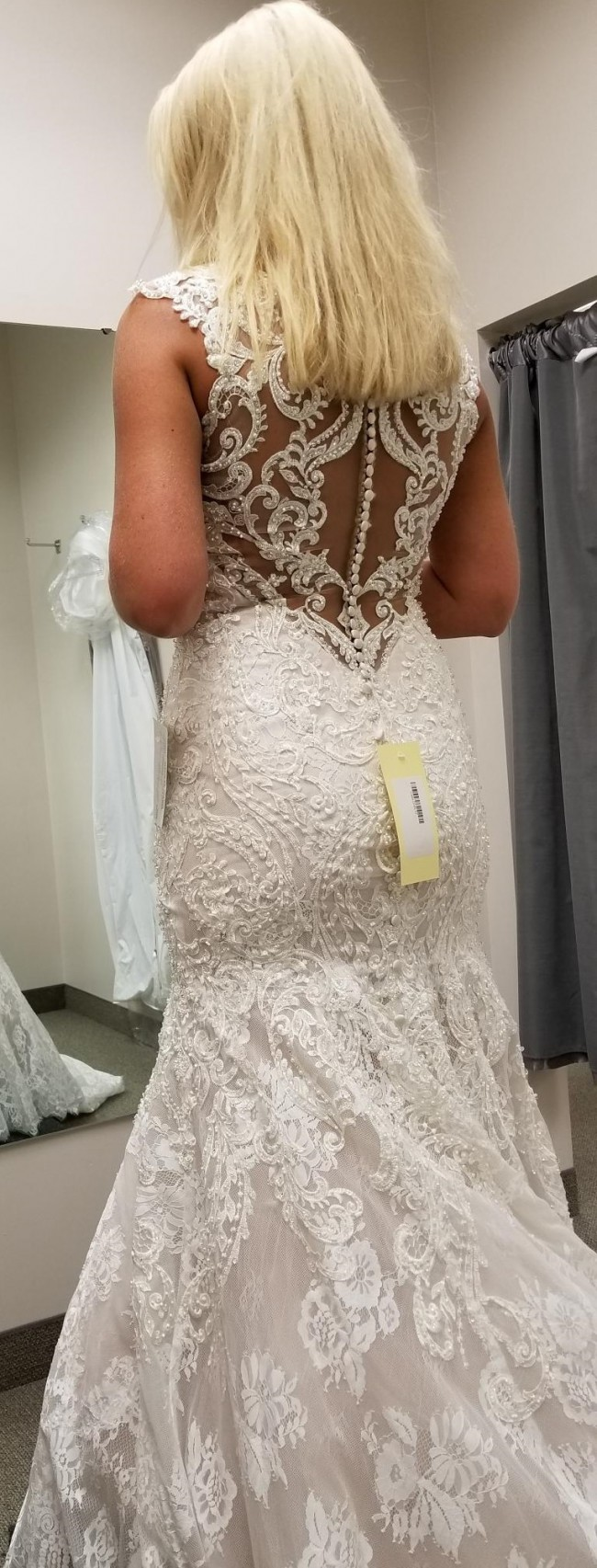 Allure Bridals, C490
