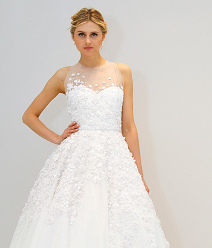 Randi Rahm Jill Sample Wedding Dress On Sale 95% Off