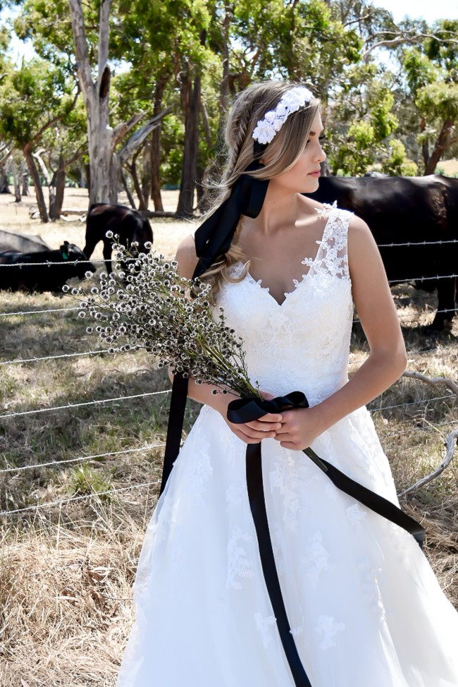Audrey Austen Bridal, SABRINA