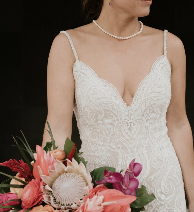 Allure Bridals 91814