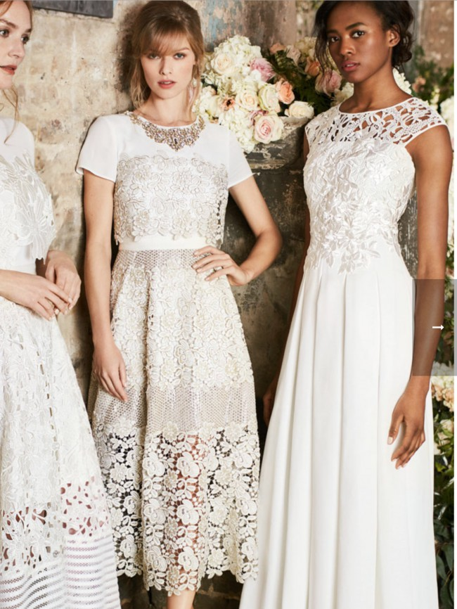 Ted Baker, A-Line