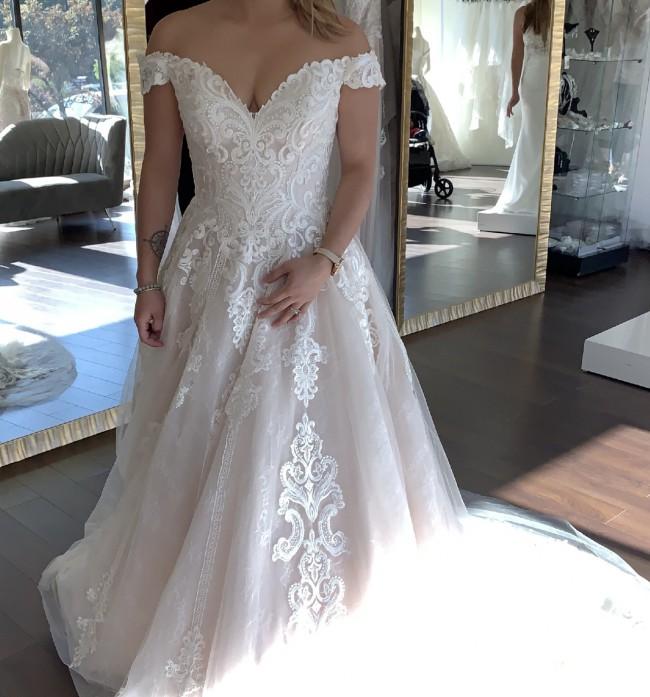 Allure Bridals, 9619