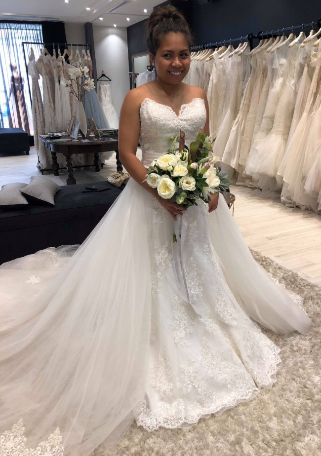 Emerald Bridal Olivia