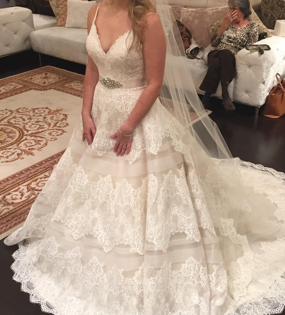 Allure Bridals 9400 New Wedding Dress On Sale 42% Off