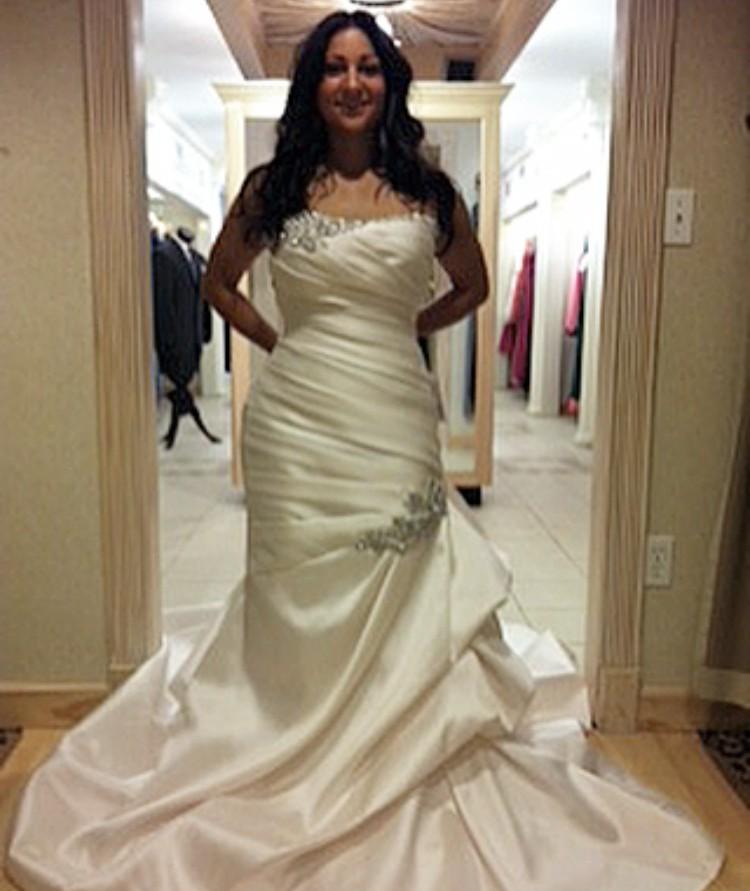 Jasmine Wedding Gowns: Jasmine Bridal Custom Made New Wedding Dress On Sale 50