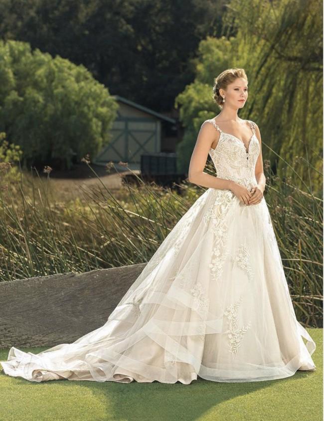 Beloved By Casablanca Bridal BL267 Athena