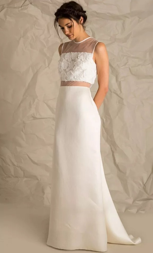 Carla Zampatti Unconditional Love New Wedding Dress On Sale 75 Off