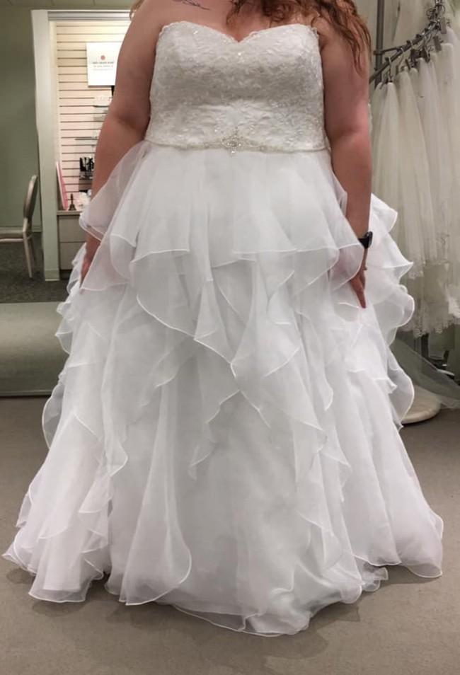 David's Bridal 9WG3830