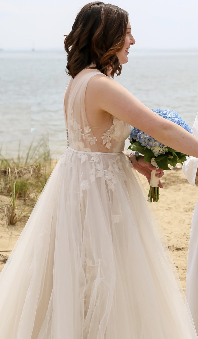 BHLDN Willowby by Watters Ricarda Gown