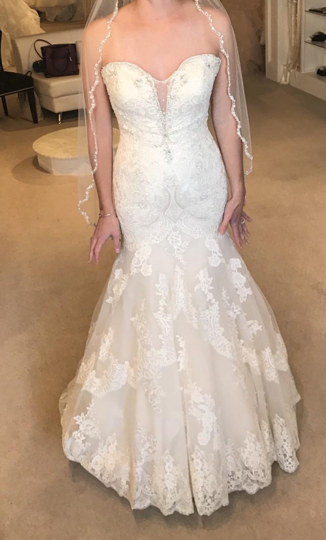 Allure Bridals, 9376