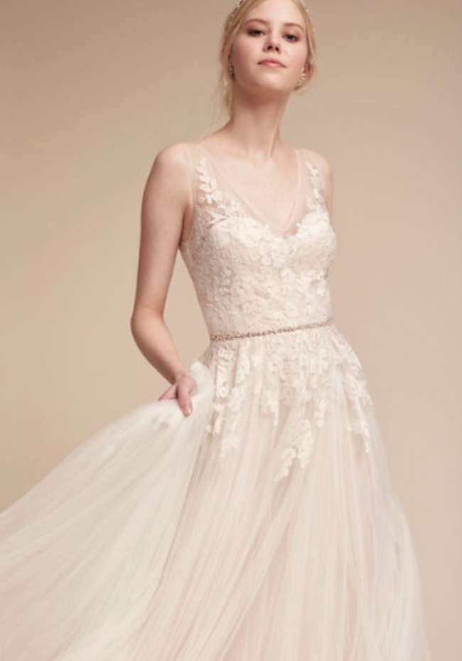Watters, Reagan Gown - BHLDN / Willowby by Watters