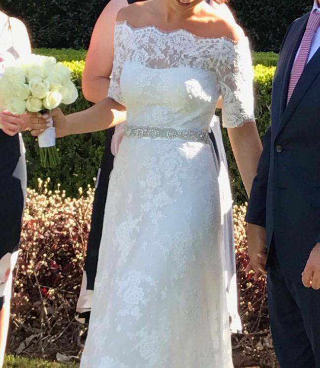 Marchesa, Zinnia Gown