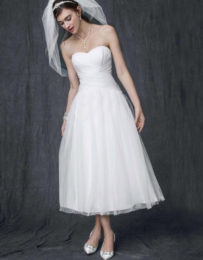 David's Bridal WG3487