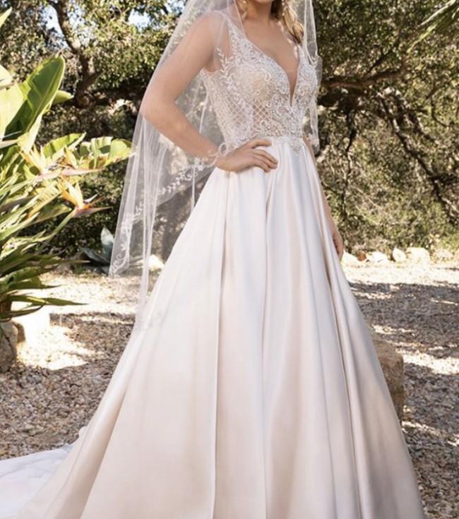 Beloved By Casablanca Bridal Lizzie