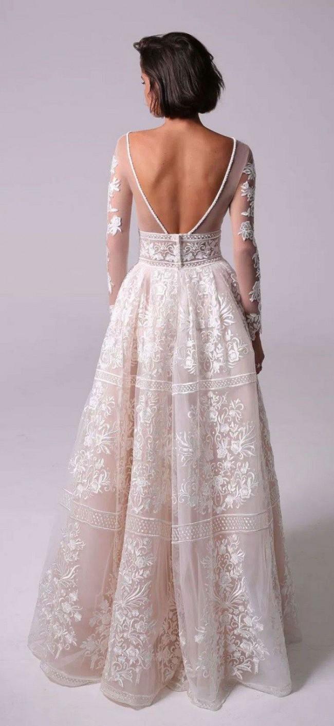 Michal Medina Blake gown