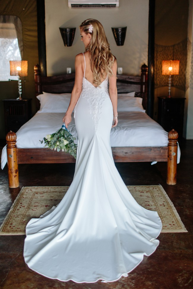 Jeannelle L'Amour Bridal, Custom Made