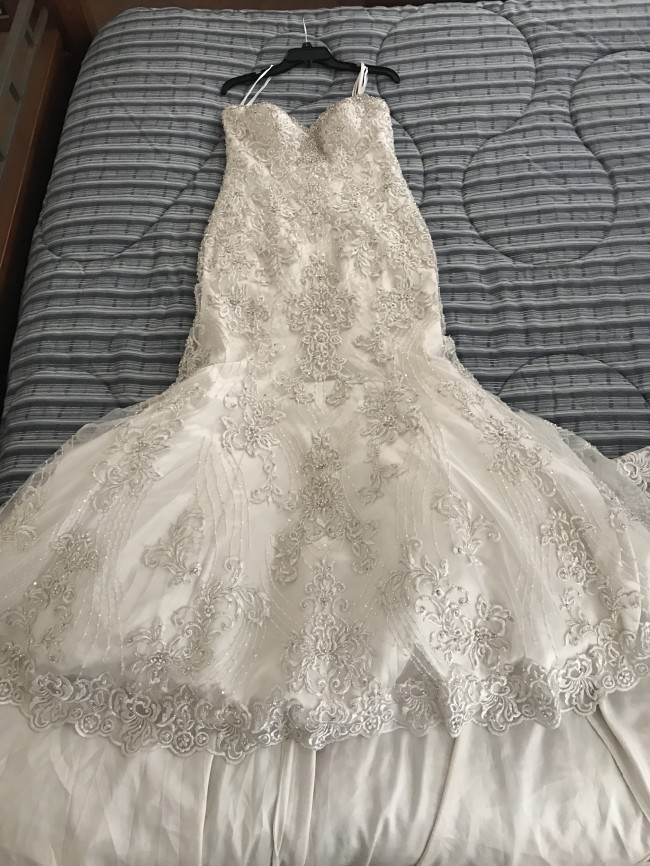 Allure Bridals C383