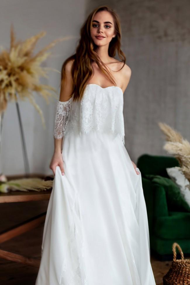 Love and Liberty Bridal Amelia