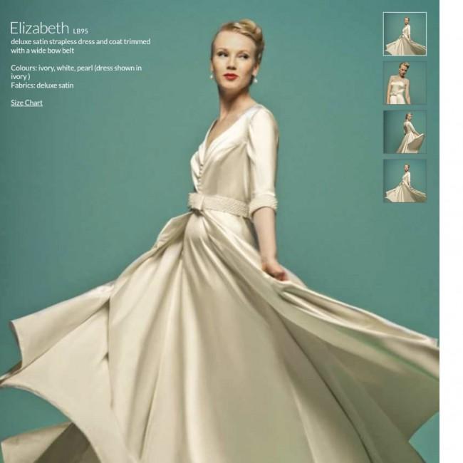 Loulou Bridal Elizabeth