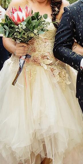 Garnish Couture, Custom Made