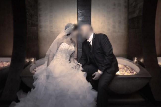 Bonny Bridal, Style 8208