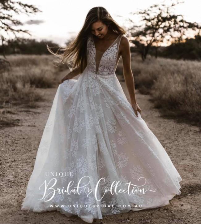 Unique Bridal Collection Grace