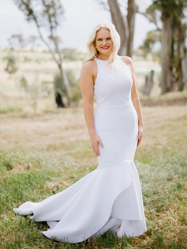 One Day Bridal Queen Gown