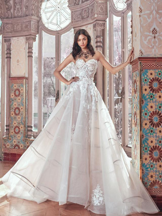 Galia Lahav, Alma dress