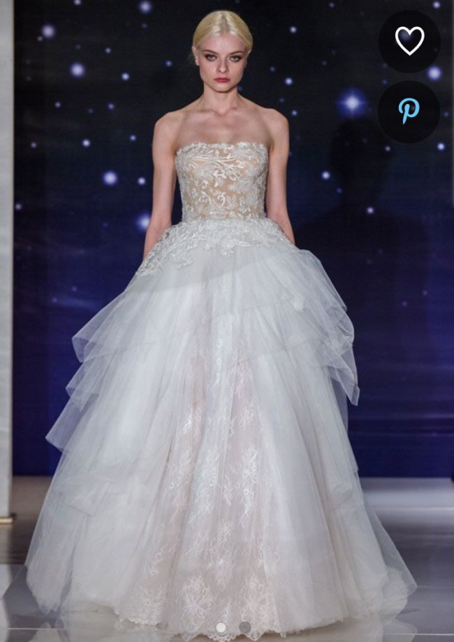 Reem Acra Shes Heavenly