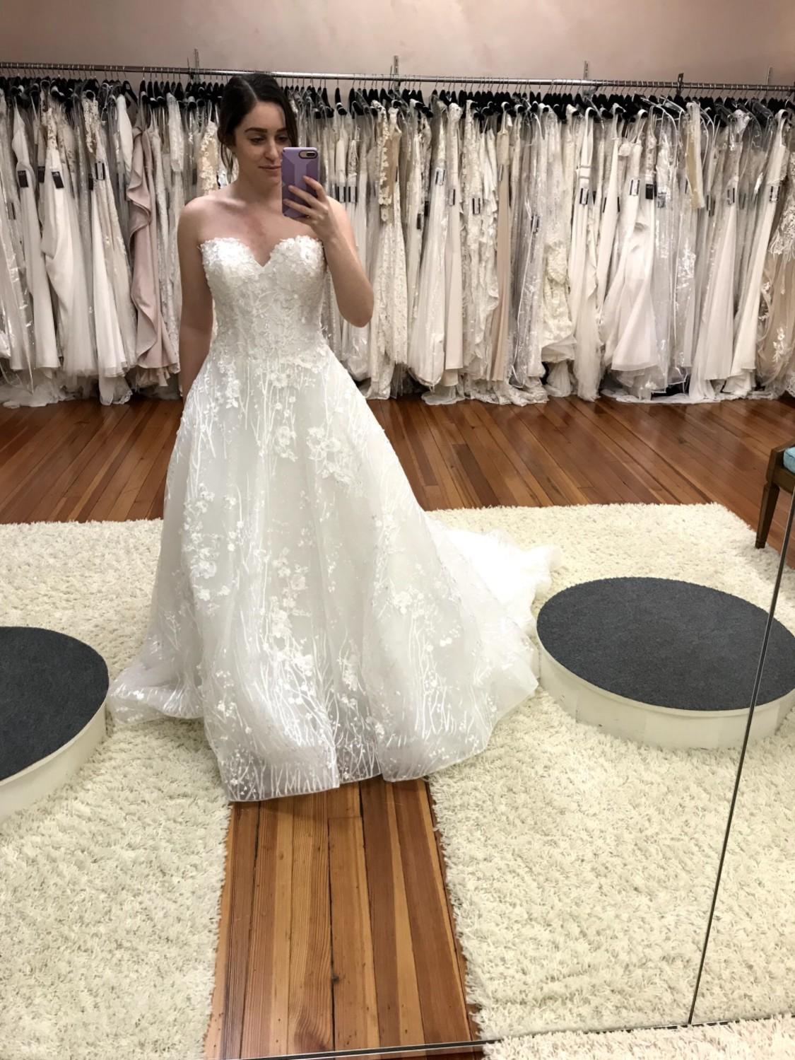Martin Thornburg Koda New Wedding Dress