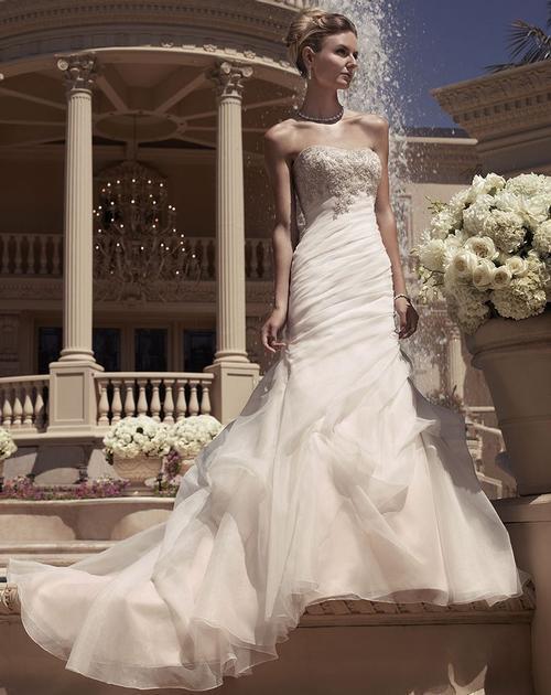 Casablanca Bridal 2107