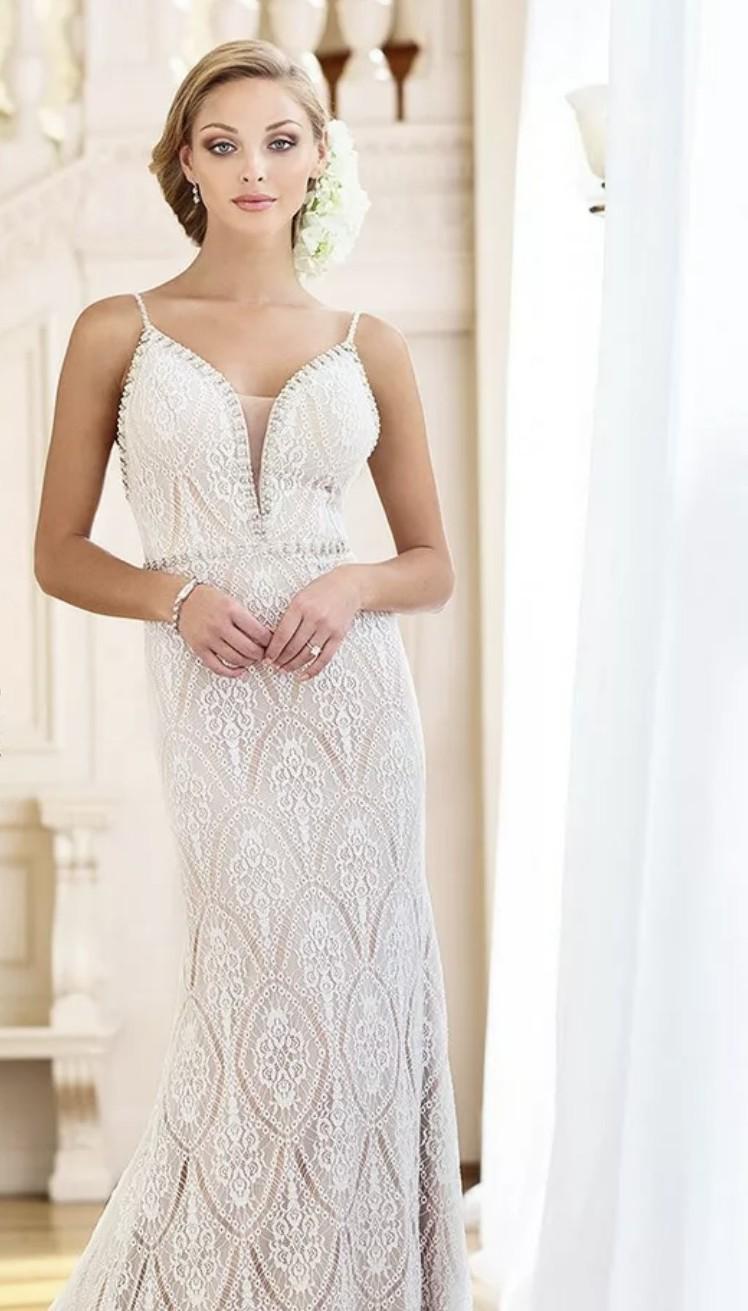good out x attractive price no sale tax Mon Cheri Enchanting by Mon Cheri - 218172 Wedding Dress On Sale - 40% Off