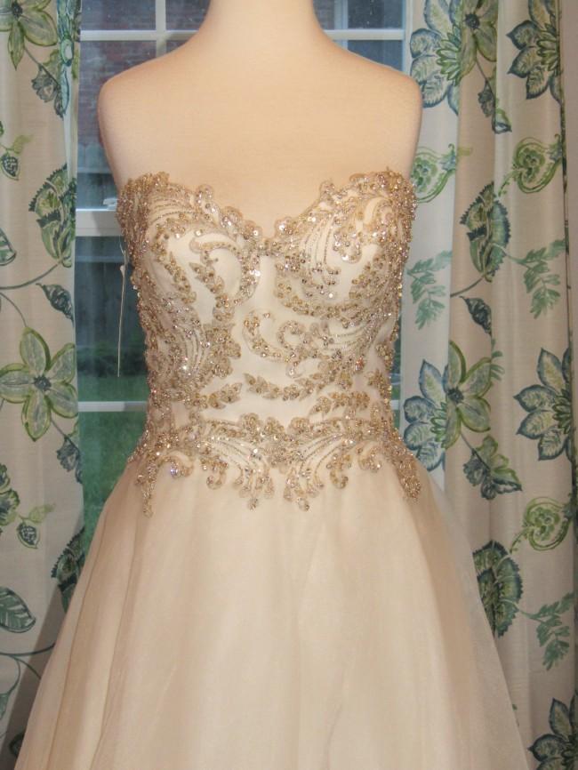 Maggie Sottero, Couture Lorenza 6MR776  Store Sample!