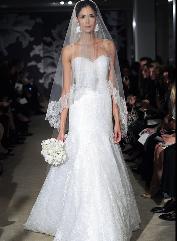 Carolina Herrera  New Corrina gown