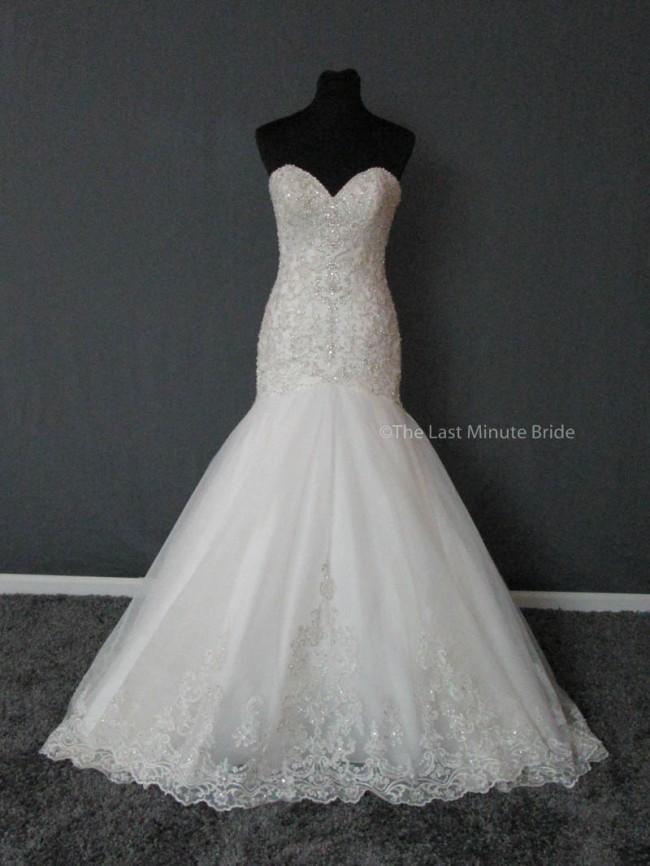 Allure Bridals 9325