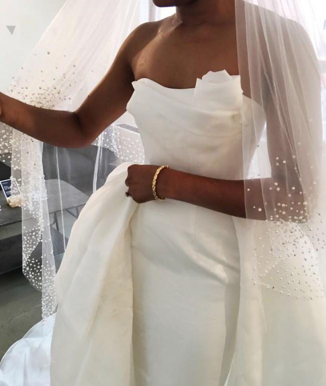 Andrea's Wedding Dress