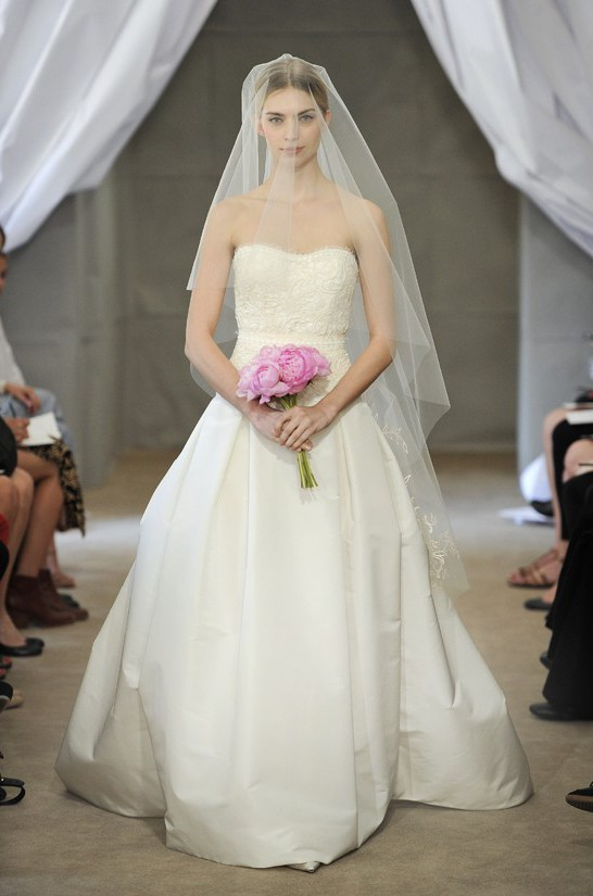 Carolina Herrera, New Ingrid Gown