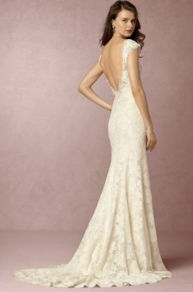 BHLDN Amalia Gown