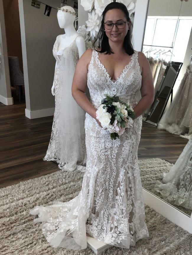Allure Bridals 9618