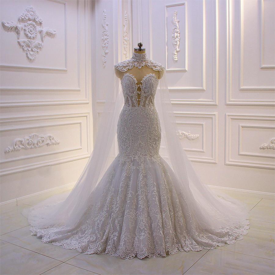 Amanda Bridal Custom Made Wedding Dress On