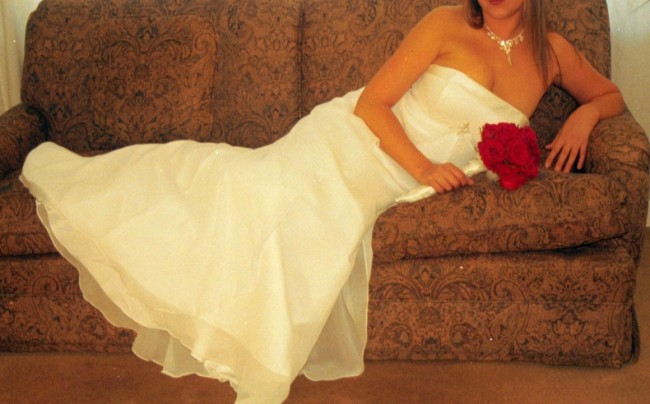 David's Bridal Collection G9800