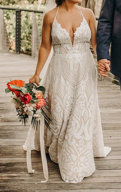 Blush by Hayley Paige, Delta Gown - Style 1751