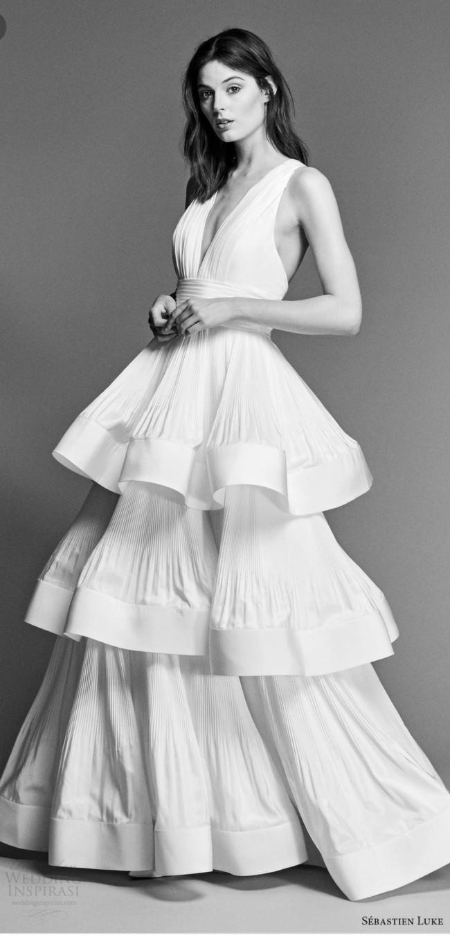 Sebastian Luke, Ball Gown