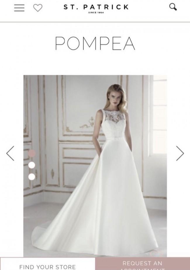 St. Patrick, Dress Name: POMPEA by ST Patrick