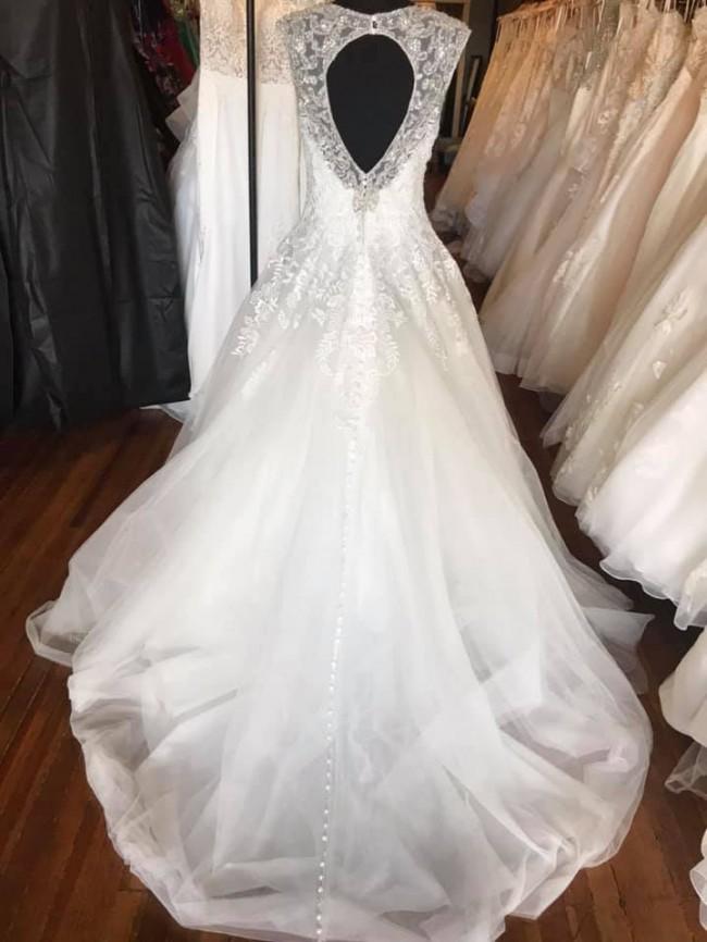 Allure Bridals 9323