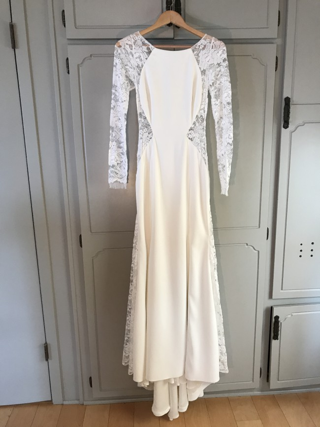 487d251aed Lela Rose The Lounge Second Hand Wedding Dress on Sale 50% Off ...